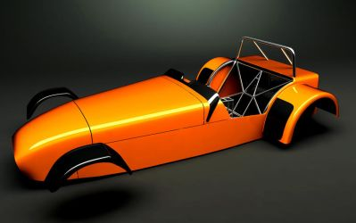 Caterham - just for fun by MrLaPimpa