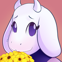 Toriel (Undertale) by talimingi