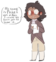 My name is philip by stariitea