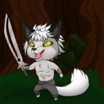 Convel The Wolf Warrior by Ellecia