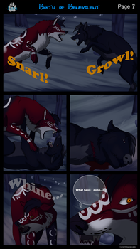 Birth of Benevolent Page 7 by MoscoMoon
