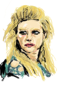 Lagertha by NeyraCalene