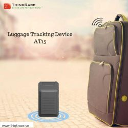 GPS Luggage tracking system AT15 by rosy7