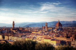 Florence by ZenonSt