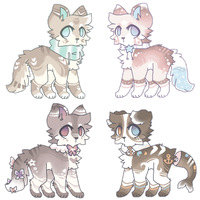 Adopts 5 || closed by MellowKun