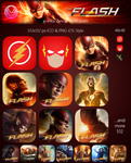 The Flash TV Icon by g-Vita