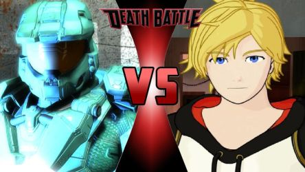 Lavernius Tucker vs. Jaune Arc by OmnicidalClown1992