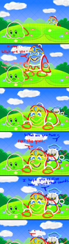 Kirby: Epic Yarn by 3-Minute-Noodles