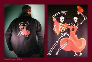 Day of the Dead Jacket by dadenko