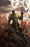 Planet Hulk by Hexia01