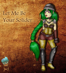 Let Me Be Your Solider by AilwynRaydom