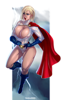 Power Girl by RaidouZERO