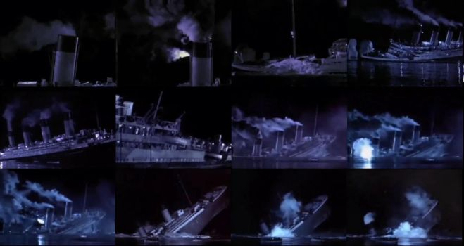 1980 Raise the Titanic Deleted Sinking Secuence by SebastianMerman