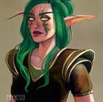 the Seagreen by myks0