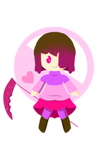 Betty form glitchtale by larisa203