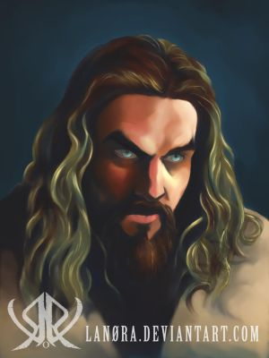 Aquaman (2018) by LAN0RA