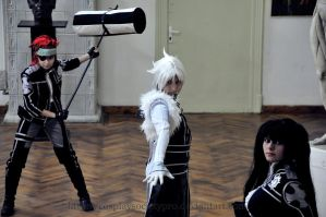 D.Gray Man-Prepared for battle by CosplaySocietyPro