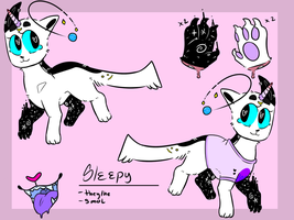 sleepy's ref by shebii