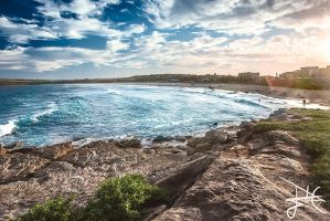 Maroubra Beach by SteveCampbell