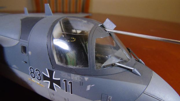 1/48 Scale S-3GC Viking (interior) by Coffeebean2