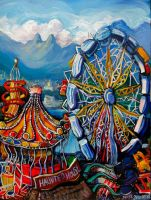 Playland by Laurazee