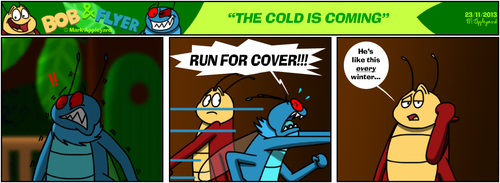 B'n'F - The Cold Is Coming by BluebottleFlyer
