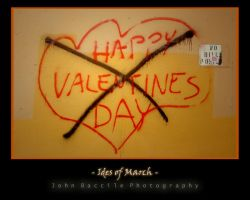Ides of March by barefootphotography