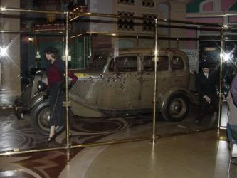 Bonny and Clyde's car by PeacemakerUta