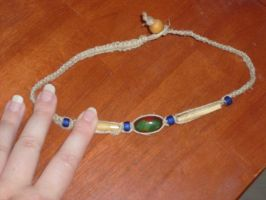 Hemp Necklace 2 by cypris-quynh
