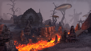 ESO Lava, Mushrooms, Windmill, and a Building by Kohlheppj13