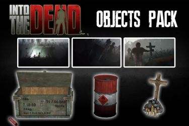 Into the dead - Objects Pack 1 [XPS - Obj] by 972oTeV