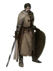 Teutonic knight by mannequin-atelier