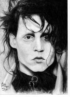 Edward Scissorhands by PurpleGum94