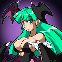 Morrigan by rongs1234
