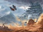 Mortal Engines by Philip Reeve by 3-hares