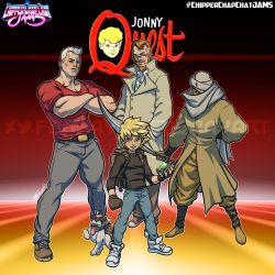 FooRay 2018 Jonny Quest Cast by FooRay
