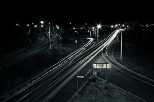 Overpass Long Exposure by alexwise