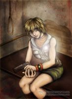 Silent Hill 3 by reactormako