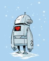 Love Robot by rebekieb