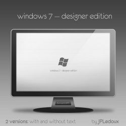 win 7 - designer edition by JPLedoux