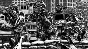 World War Z: Battle for Yonkers by jerry04