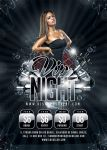 VIP Night Flyer by n2n44