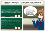 Vesela's Ancient Tech Dictionary by Juneberry-chan