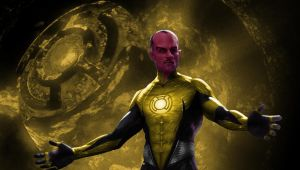 Sinestro by megamike75