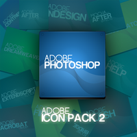 Adobe Icon Pack 2 by azad720