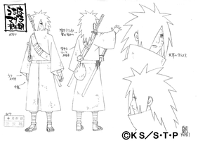 Madara - Young Man by PabloLPark