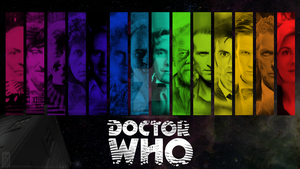 Doctor Who - Doctors Wallpaper by theDoctorWHO2