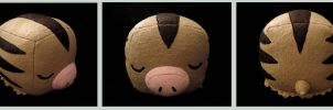 Swinub Cube Plush