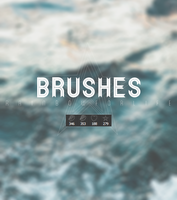 Brushes by raibowforlife