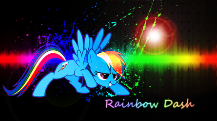 Rainbow Dash by RainbowDashRocks101